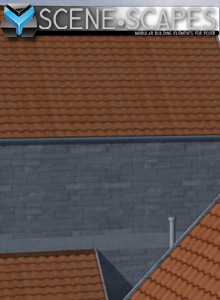 SceneScapes X1 -Roofing Expansion